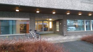 Tildelingskontoret office, home to the Tromsø kommune coordination team