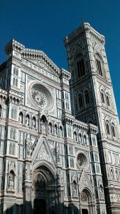 The Duomo - too big for my camera