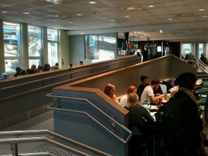 New canteen at NTNU: a universally accessible design